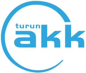 Logo: Turun aikuiskoulutuskeskus