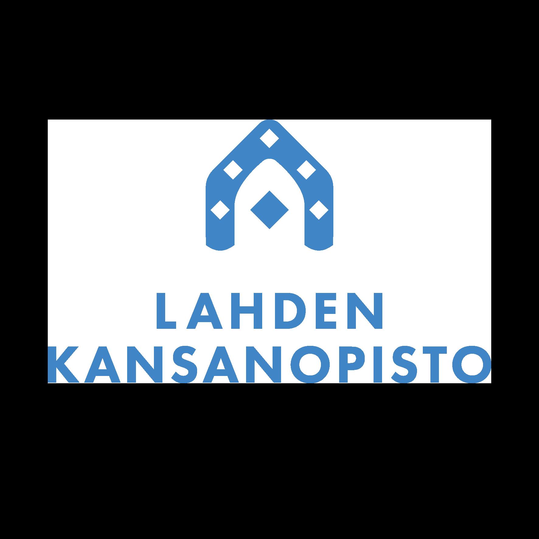 Logo: Lahden kansanopisto